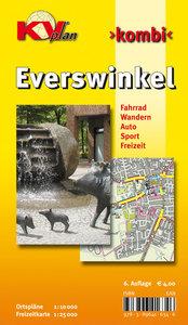 Everswinkel 1 : 10 000