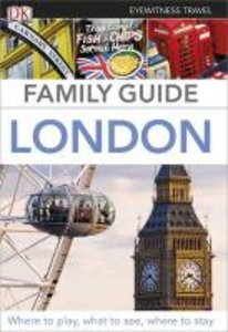 Eyewitness Travel Family Guide London