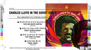 Charles Lloyd In The Soviet Union