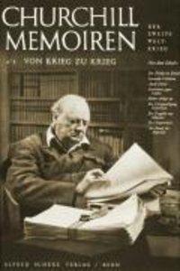 Churchill, Winston S.: D. zweite Weltkrieg, I, 1