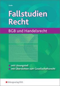Fallstudien Recht. Arbeitsbuch