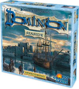 Rio Grande Games 22501406 - Dominion Erweiterung: Seaside