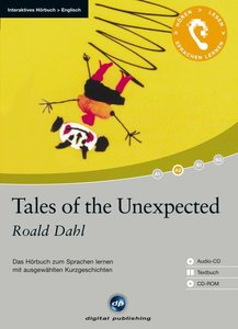 Tales of the Unexpected - Interaktives Hörbuch Englisch