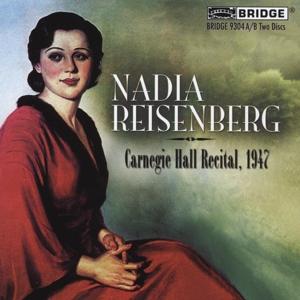 Carnegie Hall Recital,1947 - zum Schließen ins Bild klicken