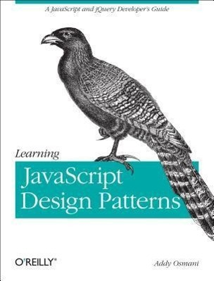 Learning JavaScript Design Patterns - zum Schließen ins Bild klicken