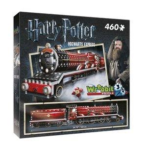 Hogwarts Express Zug/Hogwarts Express Train - 3D-Puzzle 460 Teil