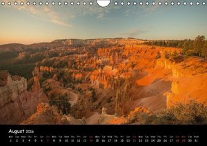 Beautiful Bryce Canyon (Wall Calendar 2016 DIN A4 Landscape)