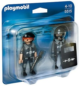 PLAYMOBIL® 5515 - Duo Pack: Sek Team