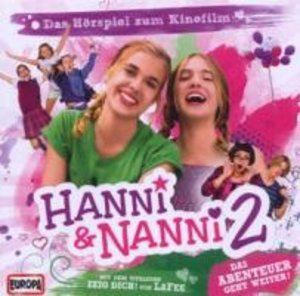 Hanni und Nanni 2. Das Original-Hörspiel zum Kinofilm 2