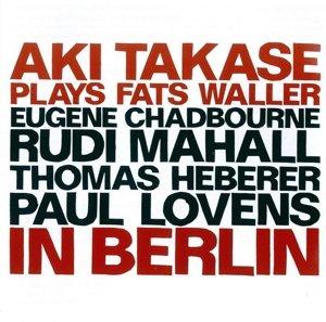 Plays Fats Waller-Live In Berlin