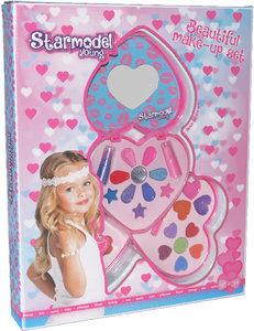 Star Model Young Beautiful make - up- set