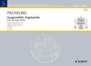 Ausgewählte Orgelwerke Perreault 407, 41 und 43
