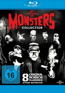 Universal Monster Collection