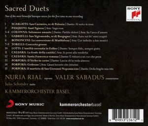 Sacred Duets