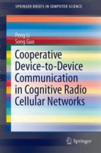 Cooperative Device-to-Device Communication in Cognitive Radio Ce