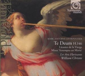 Te Deum H.146/Litanies H.11