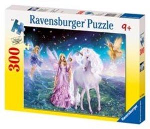 Magisches Einhorn. Puzzle 300 Teile