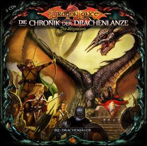 Die Chronik der Drachenlanze 02 - Drachenjäger