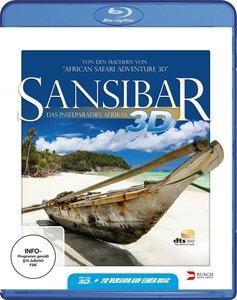 Sansibar 3D (Blu-ray 3D)
