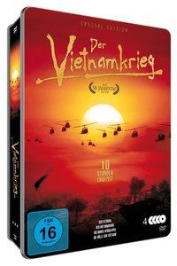 Vietnamkrieg - 50 Jahre-Edition/3 DVD