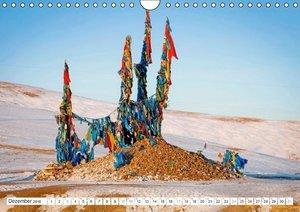 Leben in der Mongolei (Wandkalender 2016 DIN A4 quer)