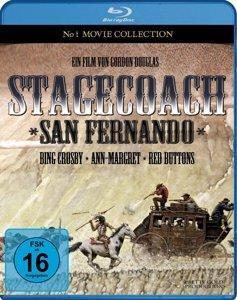 Stagecoach-San Fernando (Blu-Ray)