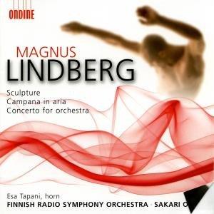 Sculpture/Campana In Aria/Concerto For Orchestra