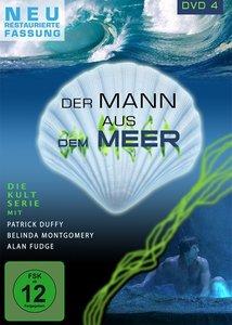 Der Mann Aus Dem Meer DVD 4 (3 Folgen) Neu Restaur