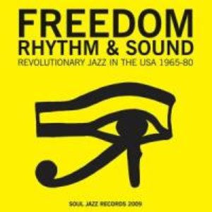 Freedom,Rhythm And Sound-Revolutionary Jazz Cover