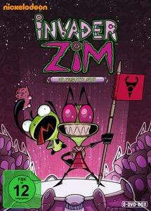Invader ZIM-Die Komplette Serie (8 DVDs)