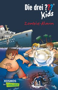 Die drei ??? Kids: Zombie-Alarm (drei Fragezeichen)