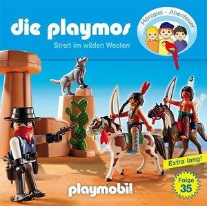 Fickel, F: Playmos - Folge 35/CD