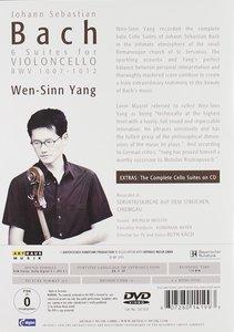 6 Suiten Für Violoncello
