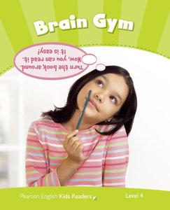 Penguin Kids 4 Brain Gym Reader CLIL AmE