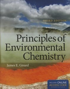 Principles of Environmental Chemistry