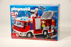 PLAYMOBIL® 4821 - Feuerwehr-Rüstfahrzeug