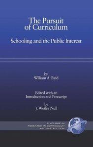The Pursuit of Curriculum
