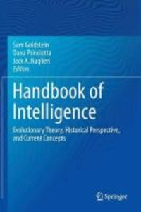 Handbook of Intelligence