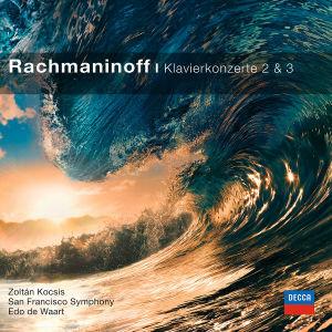 Rachmaninoff-Klavierkonzerte 2 & 3 (CC)