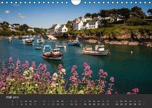 Bretagne - Au bord de la mer (Calendrier mural 2015 DIN A4 horiz