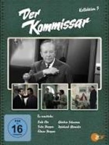 Der Kommissar Kollektion 3 (Stackpak; 6 DVDs)