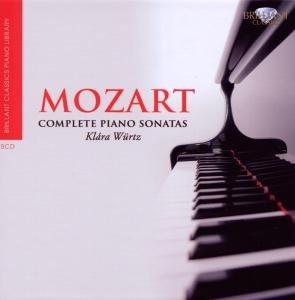 Mozart: Sämtliche Klaviersonaten (GA)