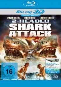 2-Headed Shark Attack (Real 3d)