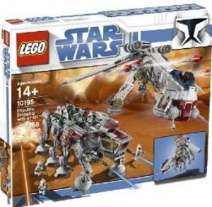 LEGO Star Wars 10195 - Republic Dropship