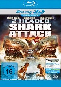 2-Headed Shark Attack (Real 3d)