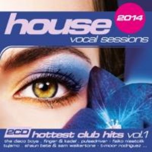 House: The Vocal Session-Hottest Club Hits Vol.1