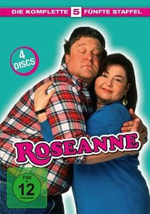 Roseanne-Staffel 5 (Amaray)