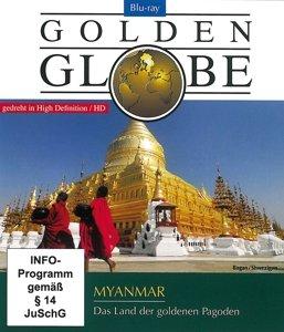 Myanmar-Land der goldenen Pagoden