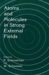 Atoms and Molecules in Strong External Fields