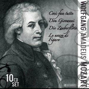 Mozart: Opern (Gesamtaufnahmen)